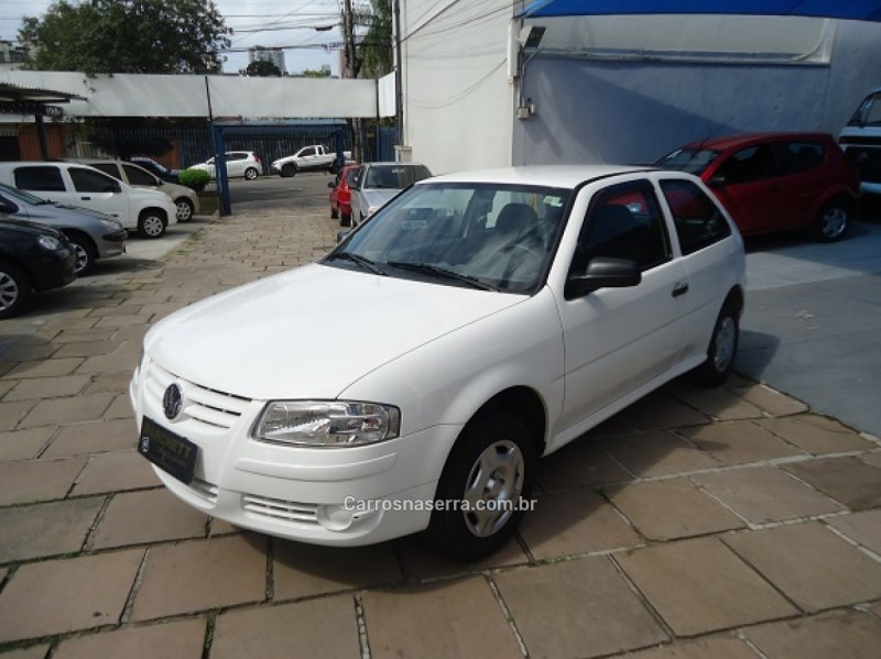gol 1.0 mi 8v flex 2p manual g.iv 2011 caxias do sul