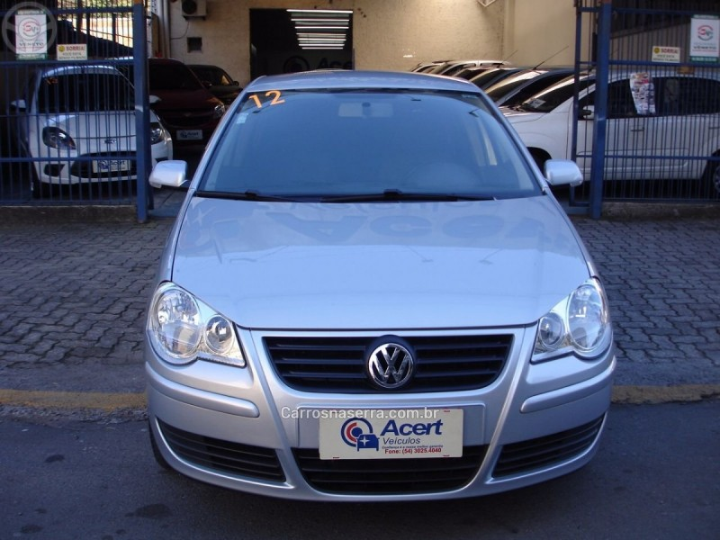 polo 1.6 mi 8v flex 4p manual 2012 caxias do sul