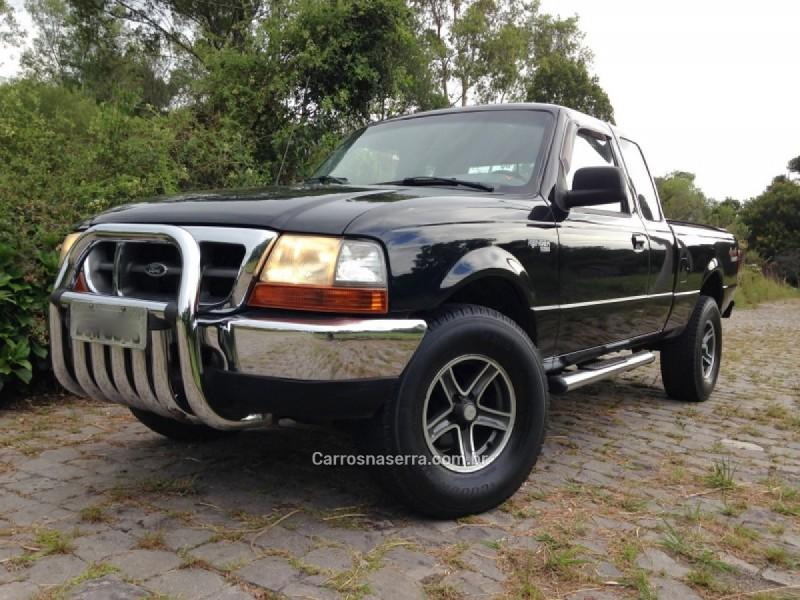ranger 2.5 xlt 4x4 ce 8v turbo intercooler diesel 2p manual 2000 caxias do sul