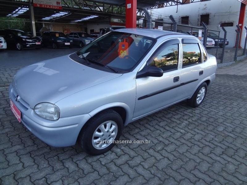 corsa 1.0 mpfi super sedan 8v gasolina 4p manual 1999 caxias do sul