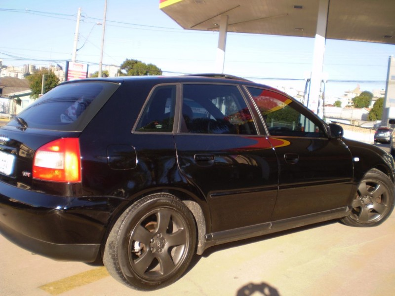 a3 1.8 20v 180cv turbo gasolina 4p automatico 2002 caxias do sul
