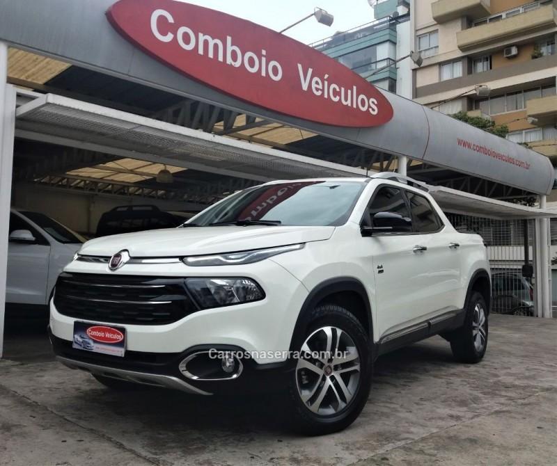 toro 2.0 16v turbo diesel volcano 4wd automatico 2018 caxias do sul