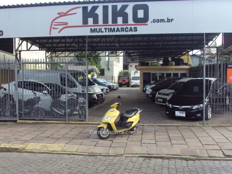 an125 burgman 2007 caxias do sul