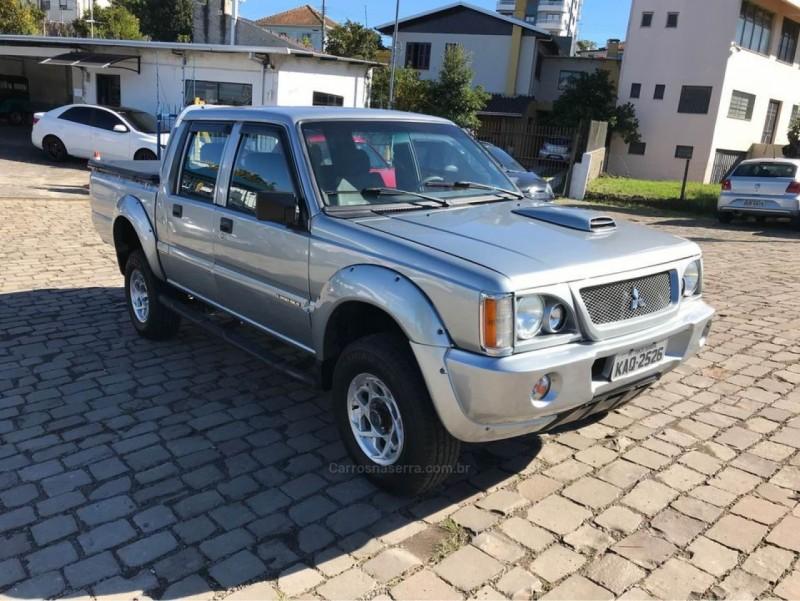 l200 2.5 gls 4x4 cd 8v turbo diesel 4p manual 2005 farroupilha