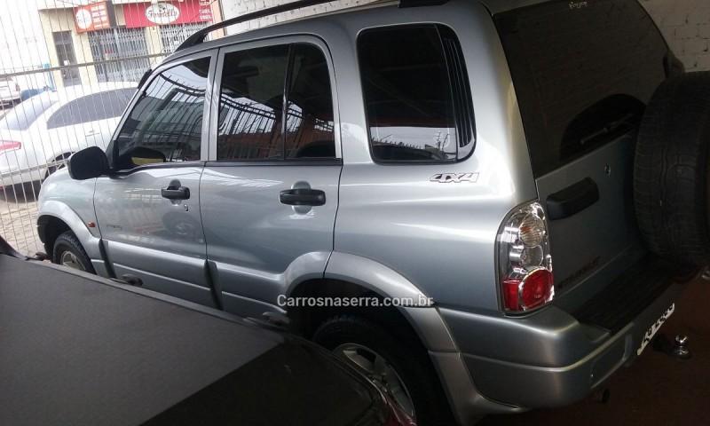 tracker 2.0 4x4 8v gasolina 4p manual 2008 caxias do sul