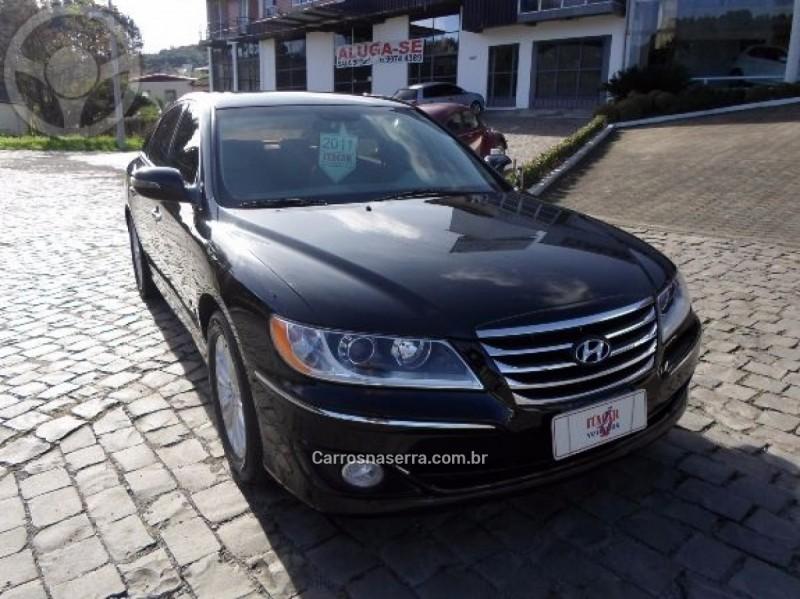 azera 3.3 mpfi gls sedan v6 24v gasolina 4p automatico 2011 flores da cunha