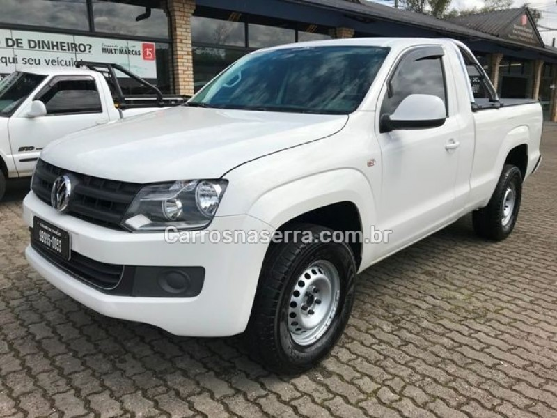 amarok 2.0 4x4 cs 16v turbo intercooler diesel 2p manual 2014 encantado
