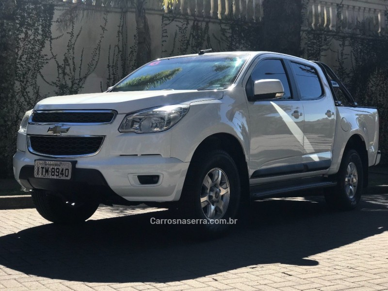 s10 2.4 lt 4x2 cd 8v flex 4p manual 2013 caxias do sul