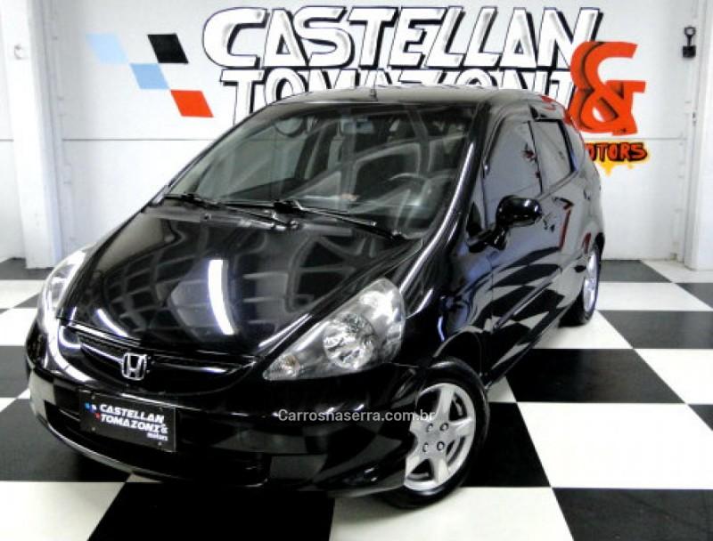 fit 1.4 lx 8v gasolina 4p automatico 2008 caxias do sul