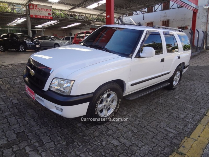 blazer 2.4 mpfi advantage 4x2 8v gasolina 4p manual 2007 caxias do sul