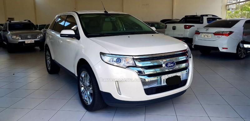edge 3.5 limited awd v6 24v gasolina 4p automatico 2014 farroupilha