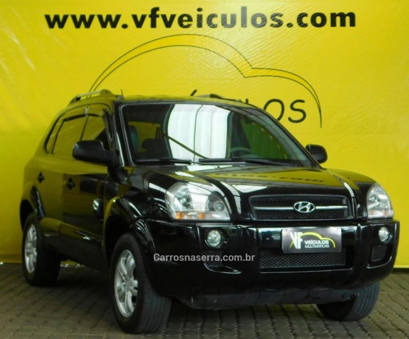 tucson 2.0 gl 2wd 16v gasolina 4p manual 2008 caxias do sul