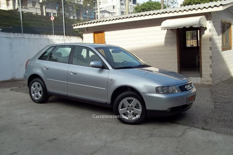 a3 1.8 20v gasolina 4p manual 2006 carlos barbosa