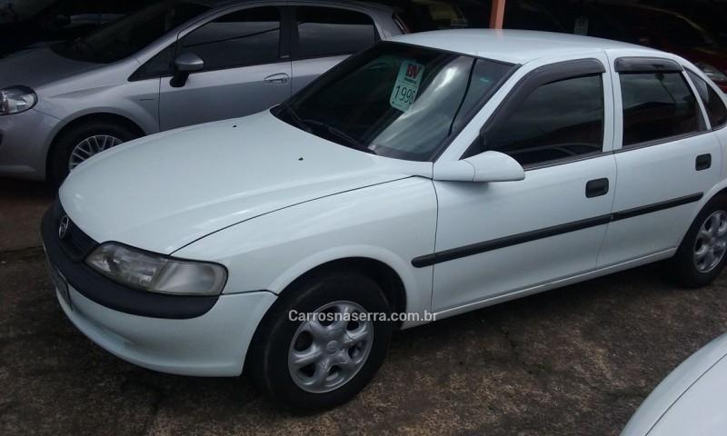 vectra 2.0 mpfi gl 8v gasolina 4p manual 1998 caxias do sul