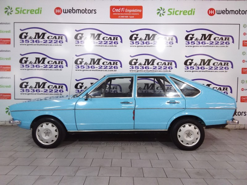 passat 1.5 ls 8v gasolina 2p manual 1975 sao sebastiao do cai