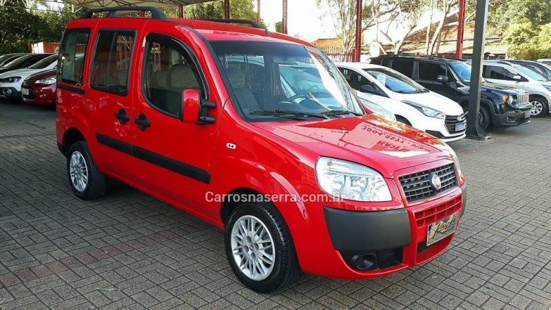 doblo 1.4 mpi attractive 8v flex 4p manual 2016 dois irmaos