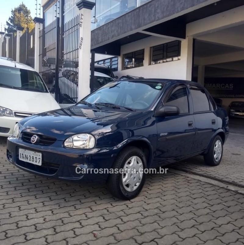 corsa 1.0 mpfi classic sedan 8v gasolina 4p manual 2007 caxias do sul
