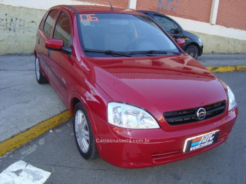 corsa 1.0 mpfi maxx 8v gasolina 4p manual 2006 caxias do sul