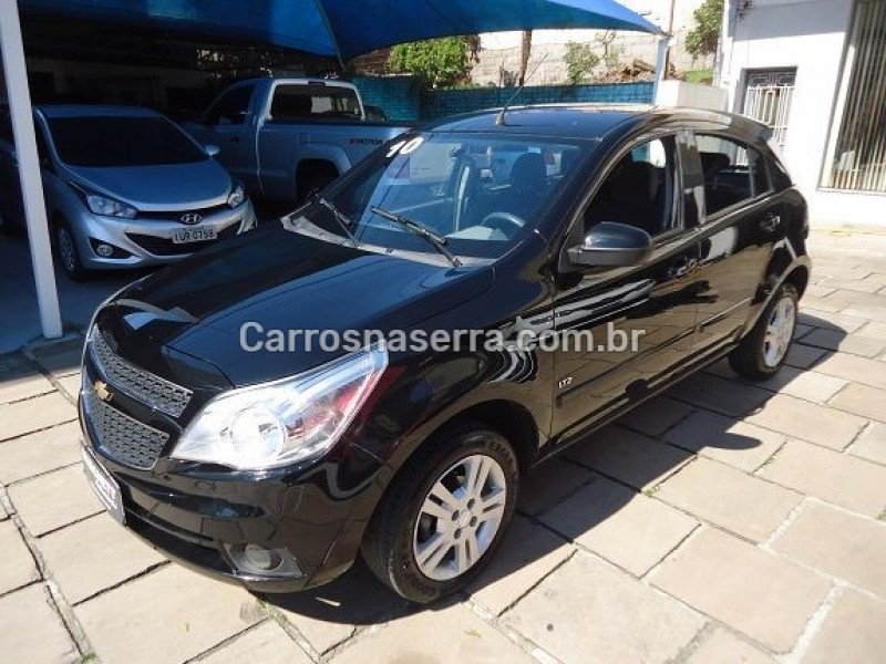 agile 1.4 mpfi ltz 8v flex 4p manual 2010 caxias do sul