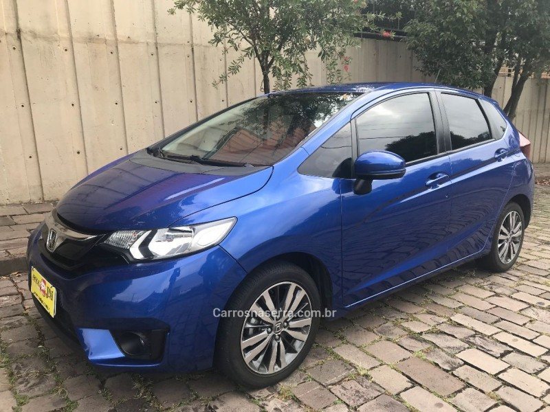 fit 1.5 ex 16v flex 4p automatico 2015 caxias do sul