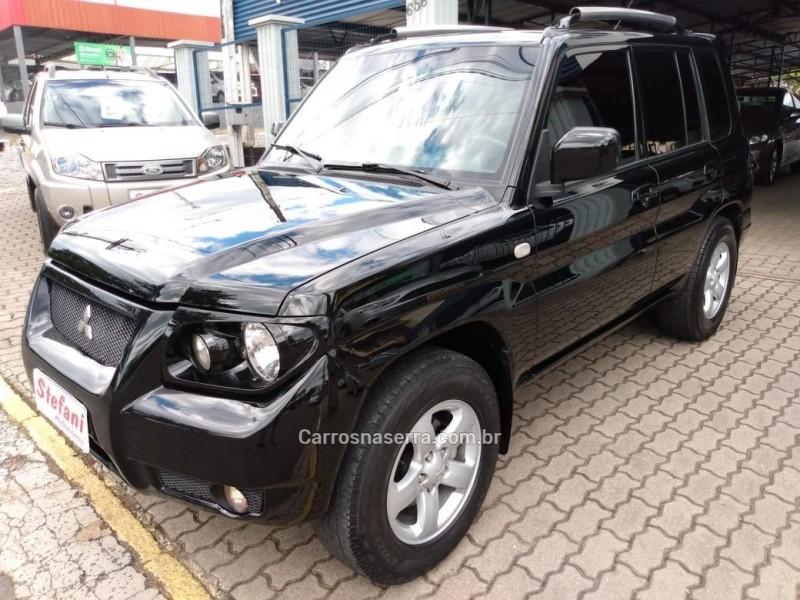 pajero tr4 2.0 4x4 16v 131cv gasolina 4p automatico 2008 bom principio