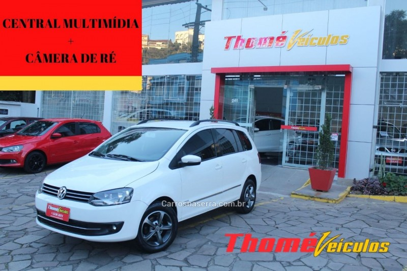 spacefox 1.6 mi 8v flex 4p manual 2012 caxias do sul