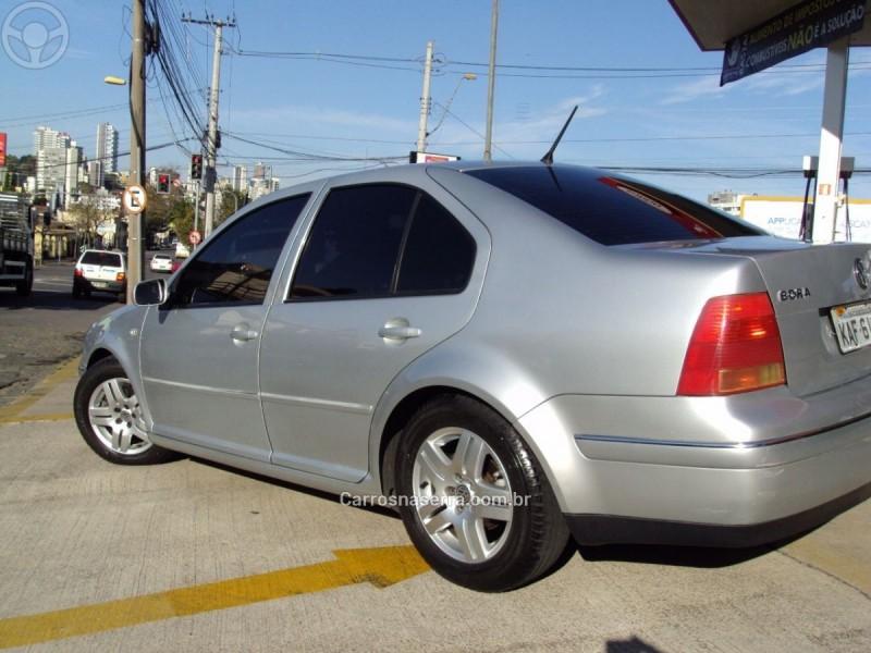 bora 2.0 mi 8v gasolina 4p automatico 2007 caxias do sul