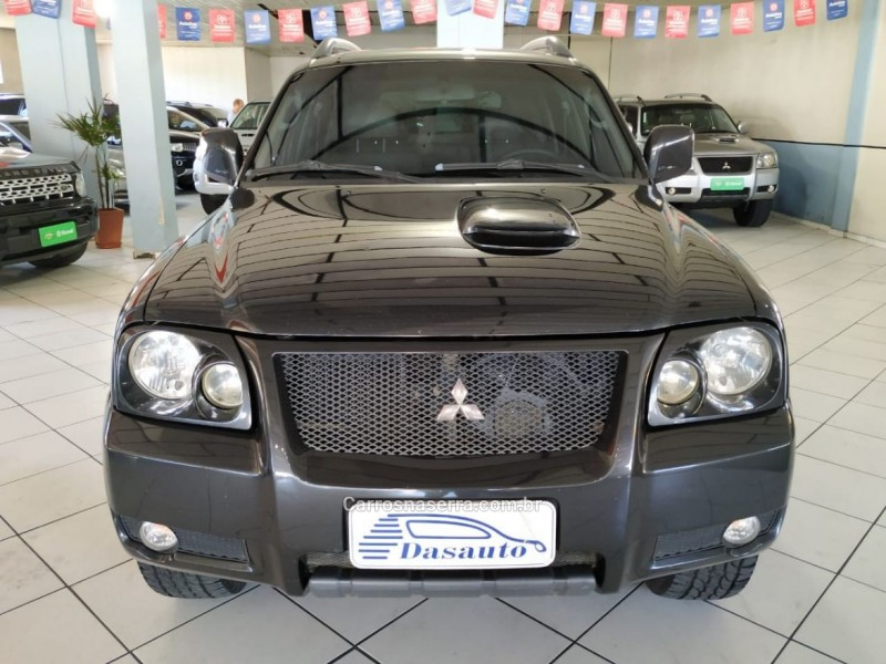pajero sport 2.5 hpe 4x4 8v turbo intercooler diesel 4p manual 2007 caxias do sul