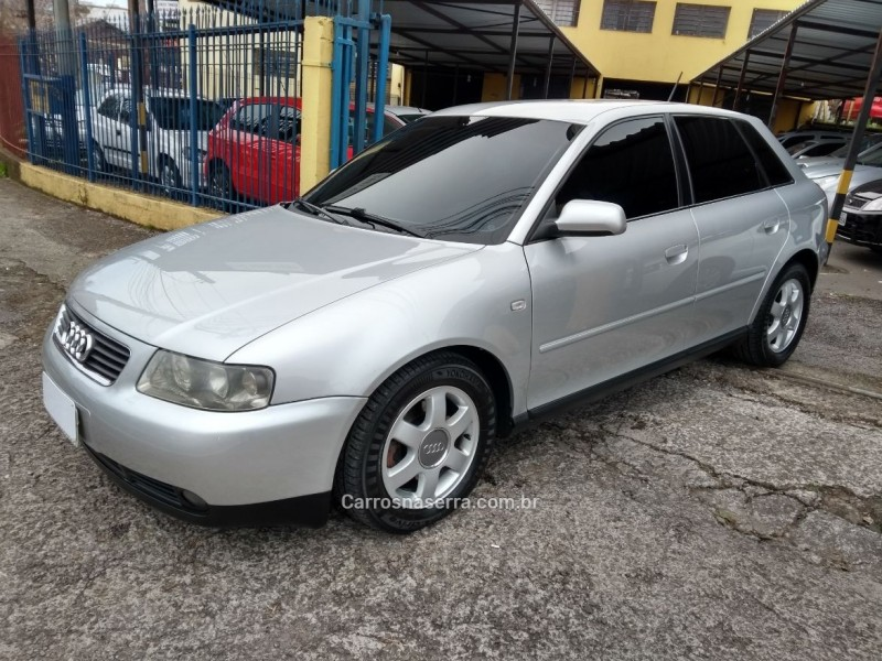 a3 1.8 20v gasolina 4p manual 2005 caxias do sul