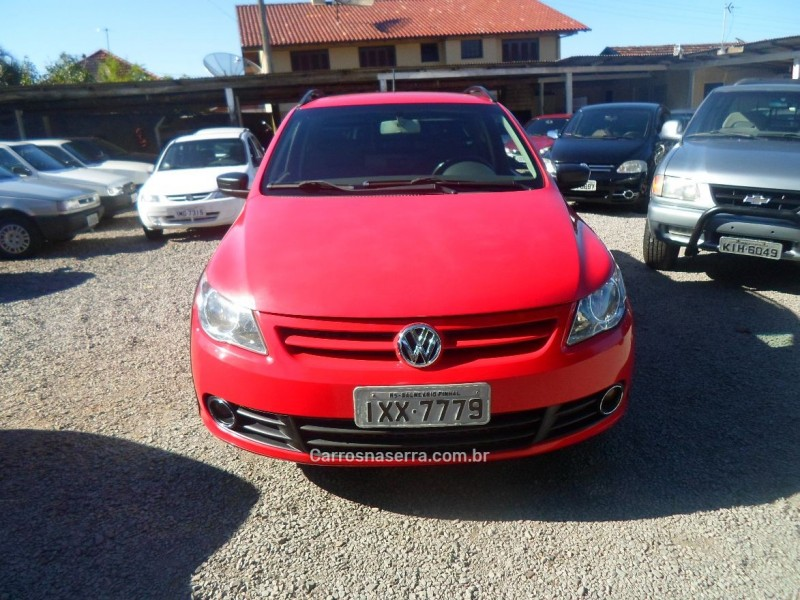 SAVEIRO 1.6 MI TROOPER CE 8V FLEX 2P MANUAL G.V - 2010 - BENTO GONçALVES