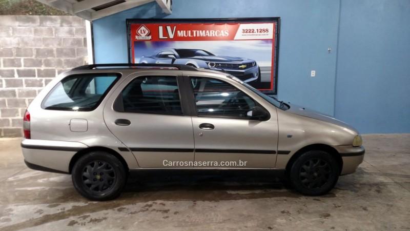 palio 1.6 mpi weekend 16v gasolina 4p manual 1998 caxias do sul