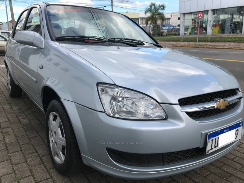 classic 1.0 mpfi vhc life 8v gasolina 4p manual 2013 caxias do sul