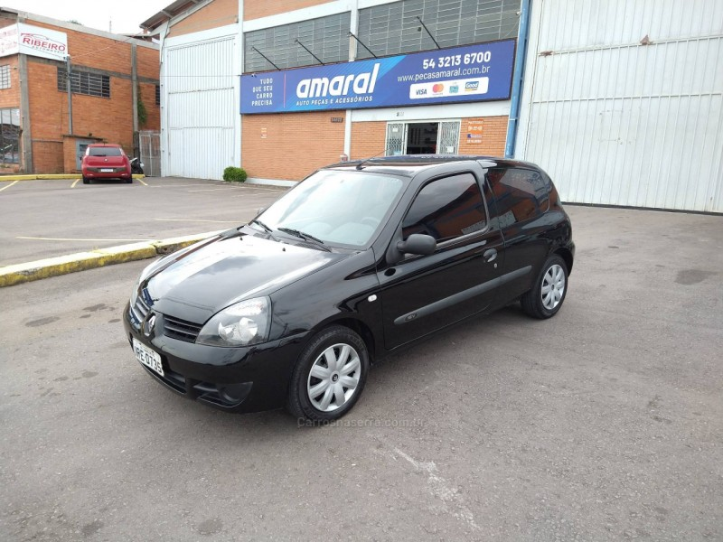 clio 1.0 campus 16v flex 2p manual 2011 caxias do sul