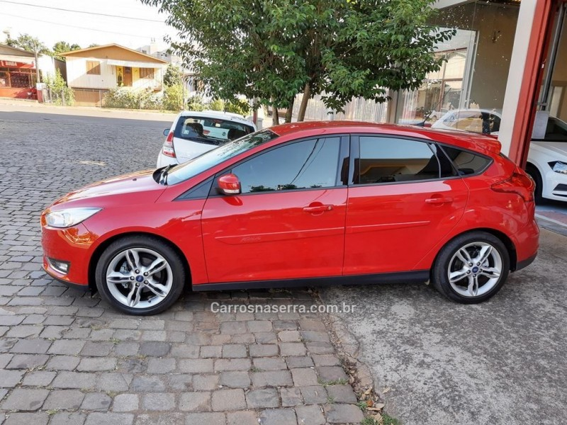 focus 1.6 se 16v flex 4p manual 2016 guapore
