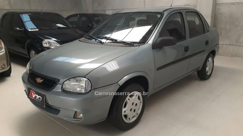 corsa 1.0 mpfi vhc sedan 8v gasolina 4p manual 2003 caxias do sul