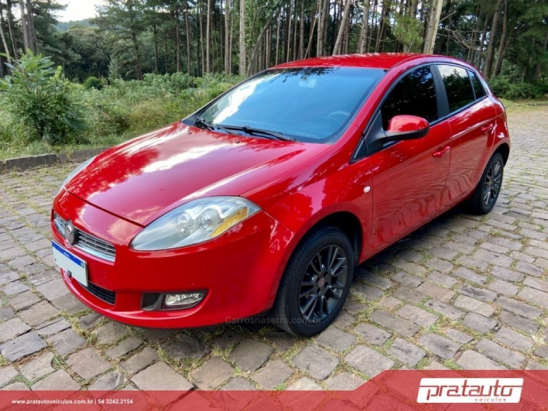 bravo 1.8 essence 16v flex 4p manual 2012 nova prata