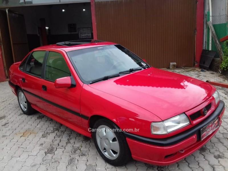 vectra 2.0 sfi gsi 16v gasolina 4p manual 1995 caxias do sul