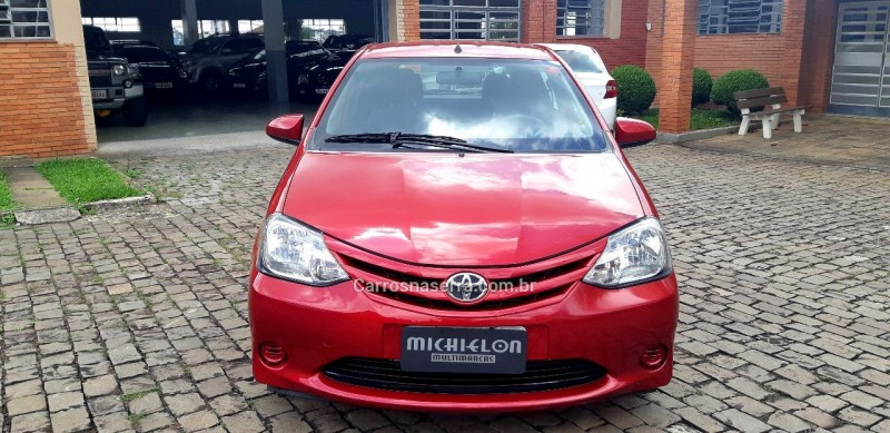 etios 1.3 x 16v flex 4p manual 2015 caxias do sul