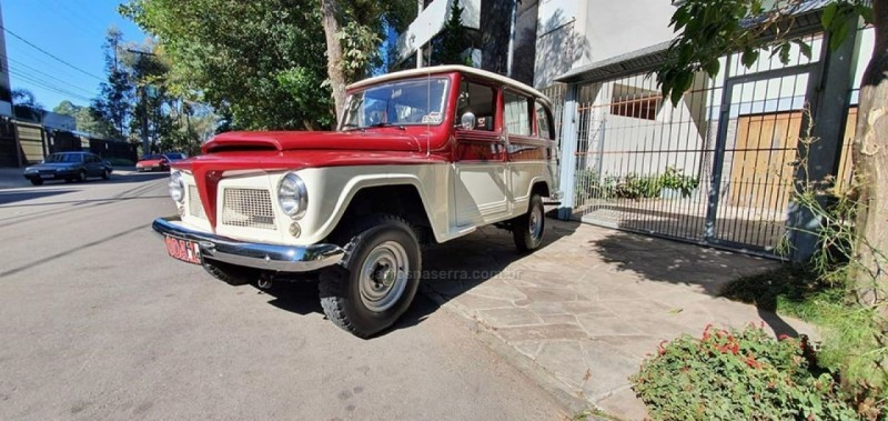 RURAL WILLYS  - 1974 - CAXIAS DO SUL