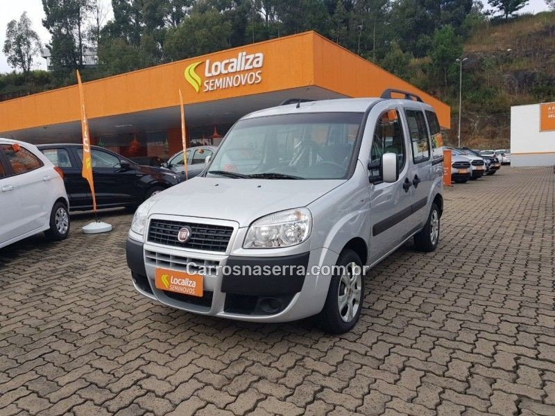 doblo 1.8 mpi essence 16v flex 4p manual 2018 caxias do sul
