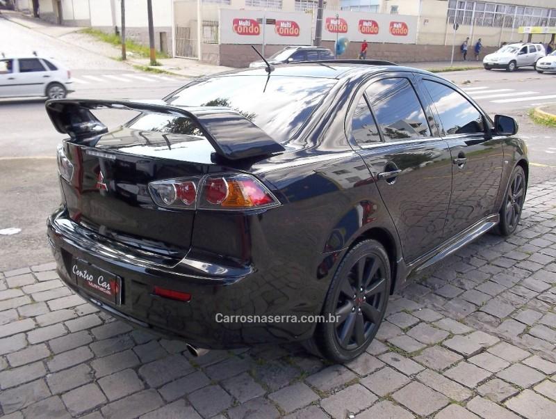 LANCER 2.0 GT 16V GASOLINA 4P AUTOMÁTICO - 2012 - CAXIAS DO SUL