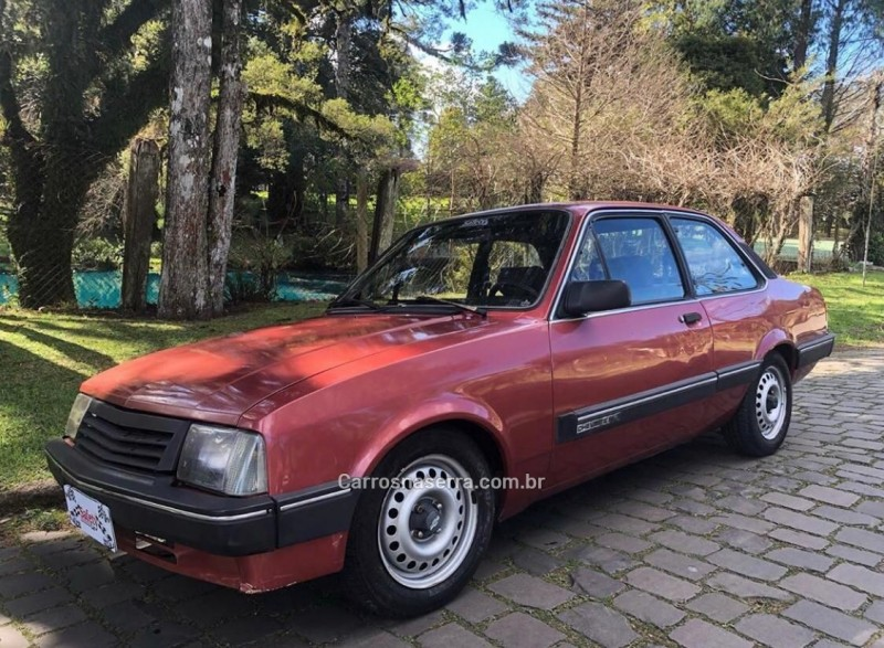 chevette 1.6 sl 8v gasolina 2p manual 1988 canela