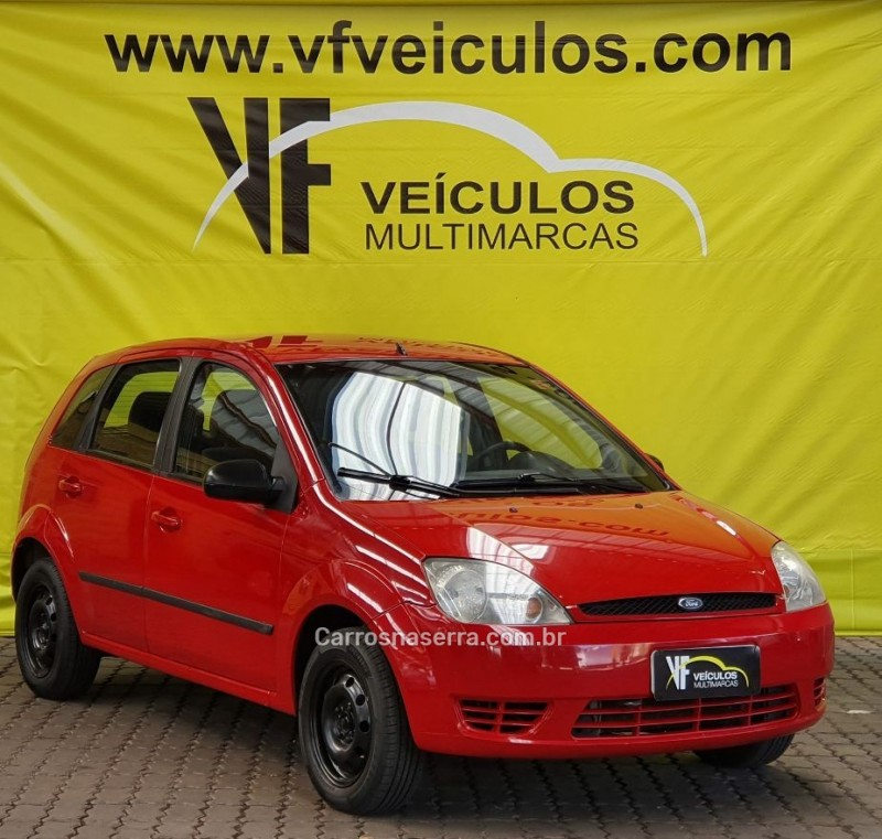 fiesta 1.0 mpi 8v gasolina 4p manual 2006 caxias do sul