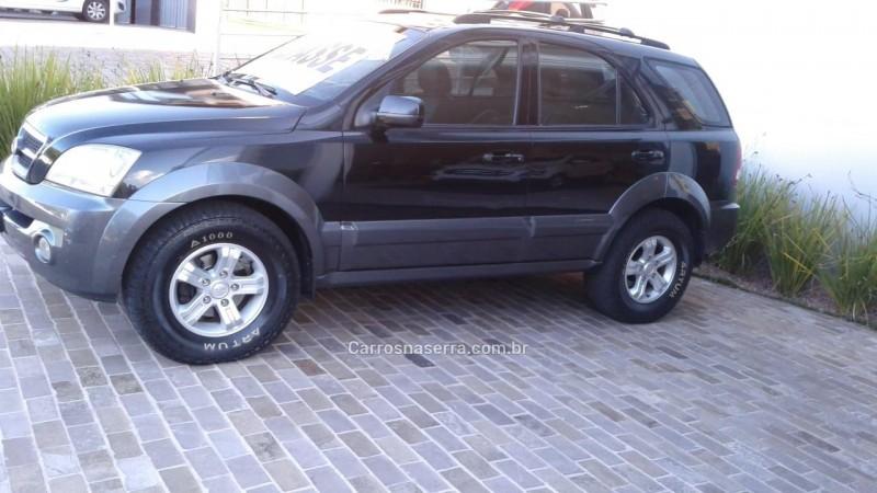 sorento 2.5 lx 4x4 16v diesel 4p manual 2006 caxias do sul