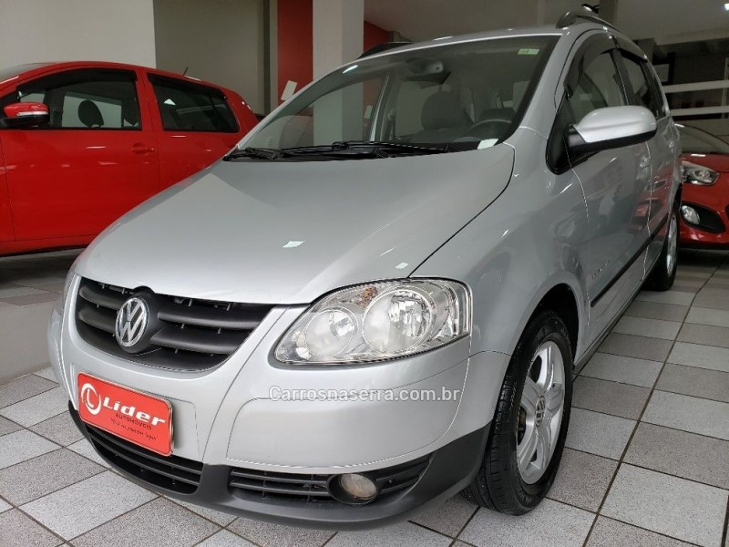 spacefox 1.6 mi comfortline 8v flex 4p manual 2008 santa cruz do sul