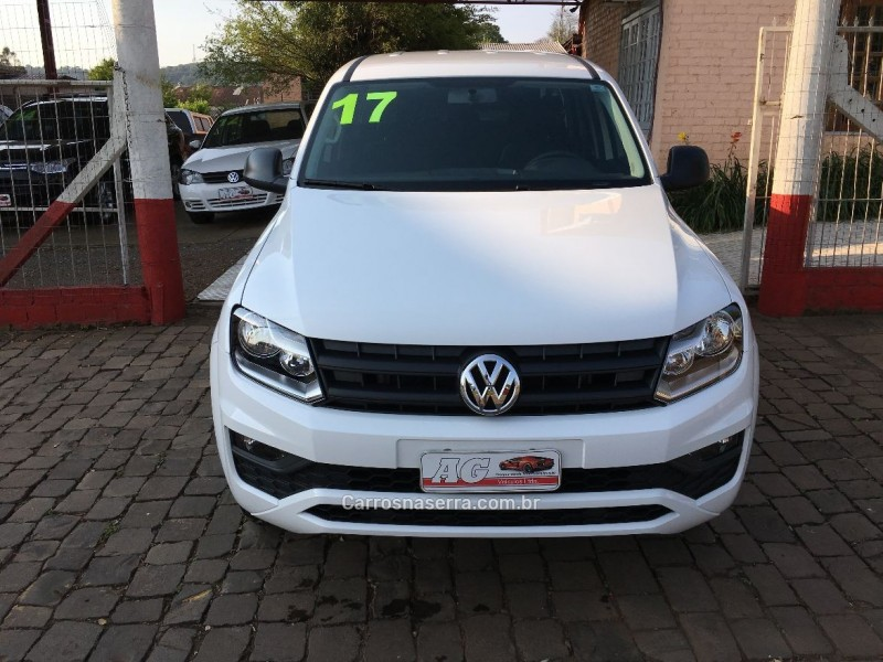 amarok 2.0 trendline 4x4 cd 16v turbo intercooler diesel 4p manual 2017 casca