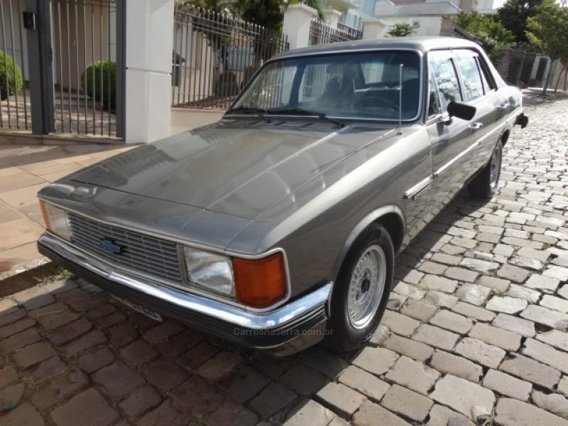 opala 2.5 comodoro 8v gasolina 4p manual 1983 bento goncalves