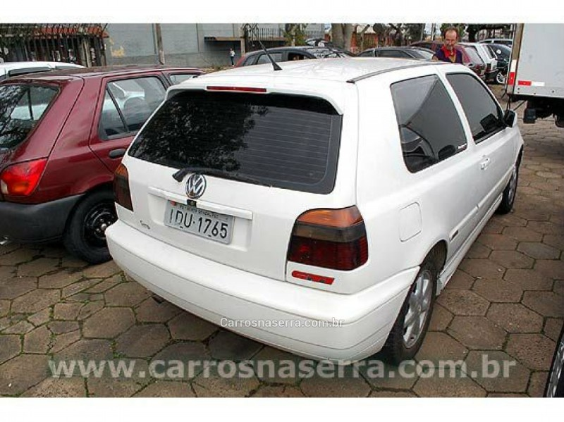 golf 2.0 mi gti 8v gasolina 2p manual 1995 bento goncalves