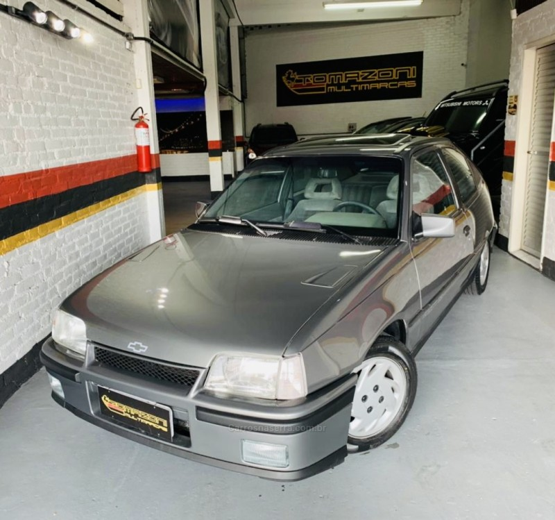 kadett 2.0 mpfi gsi 8v gasolina 2p manual 1992 caxias do sul