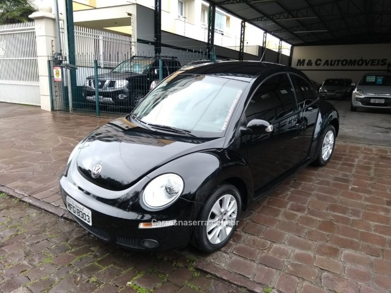 new beetle 2.0 mi 8v gasolina 2p manual 2008 caxias do sul